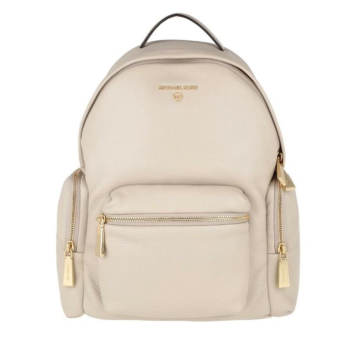 bags, MICHAEL Michael Kors, Nicks SM Backpack Light Sand
