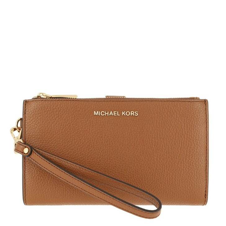 wallets, MICHAEL Michael Kors, Doublezip Wristlet Luggage