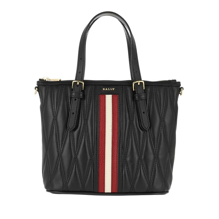 Handtasche, Bally, Damirah Tote Bag Black