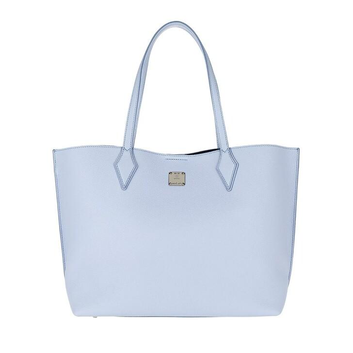 bags, MCM, Yris Medium Shopper Heather