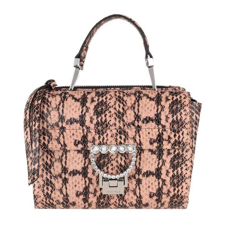 Handtasche, Coccinelle, Arlettis Viper Crossbody Bag Blossom