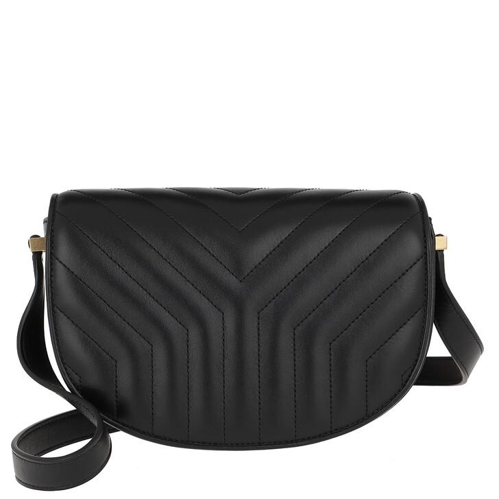 Handtasche, Saint Laurent, Joan Shoulder Bag Leather Nero