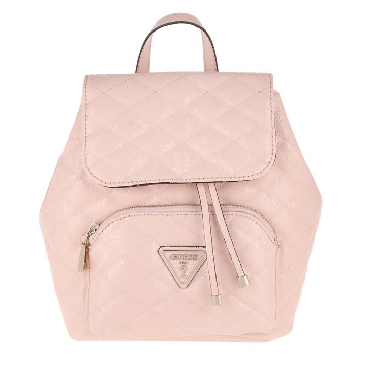 Reisetasche, Guess, Astrid Backpack Blush