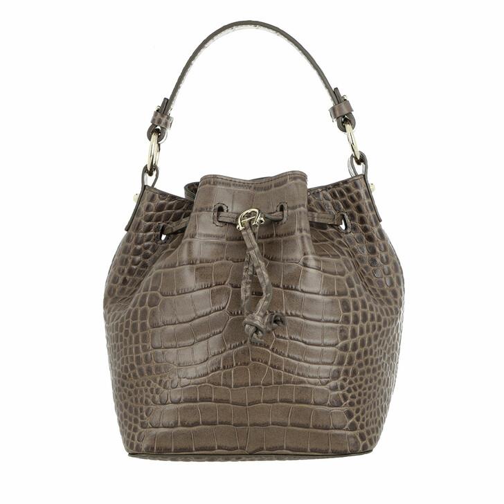 Handtasche, AIGNER, Tara Handle Bag Country Green
