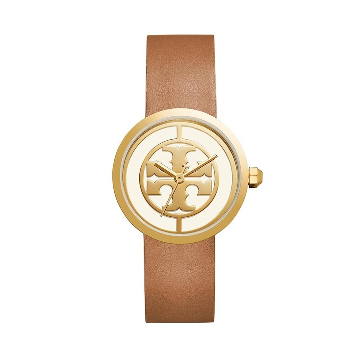 watches, Tory Burch, The Reva Watch Stainless Steel Gold