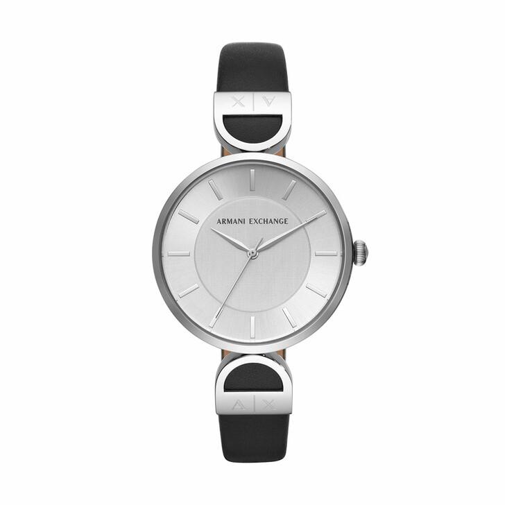 watches, Armani Exchange, AX5323 Ladies Brooke Watch Silver