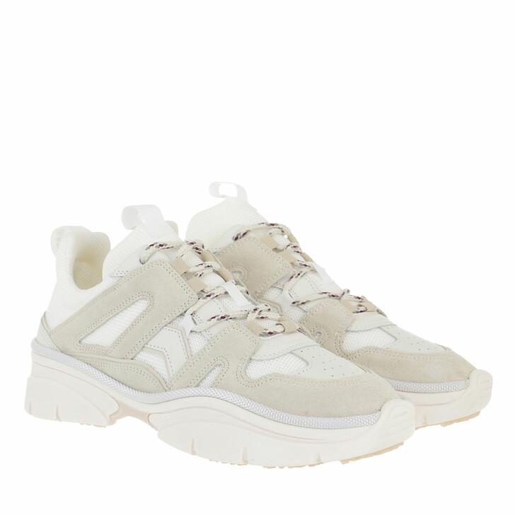 shoes, Isabel Marant, Kindsay Sneakers Chalk