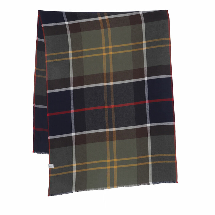 Schal, Barbour, Walshaw Scarf Classic
