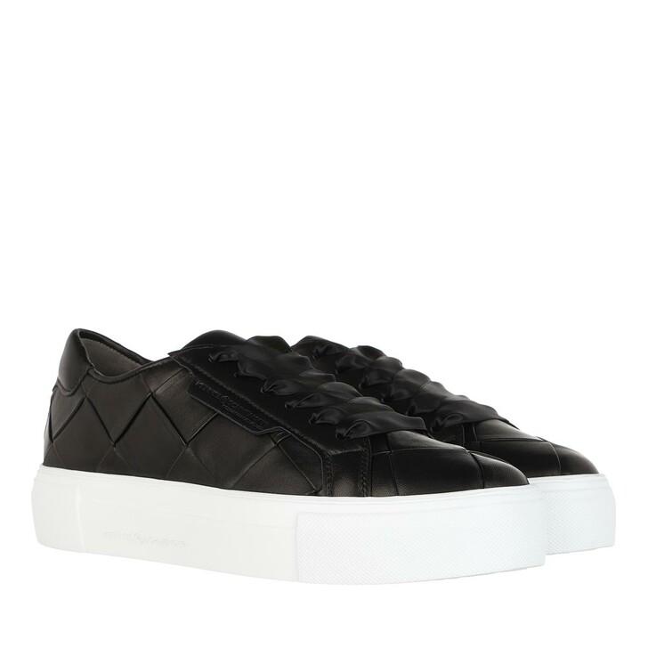 Schuh, Kennel & Schmenger, Big Sneakers Nappa schwarz Sw