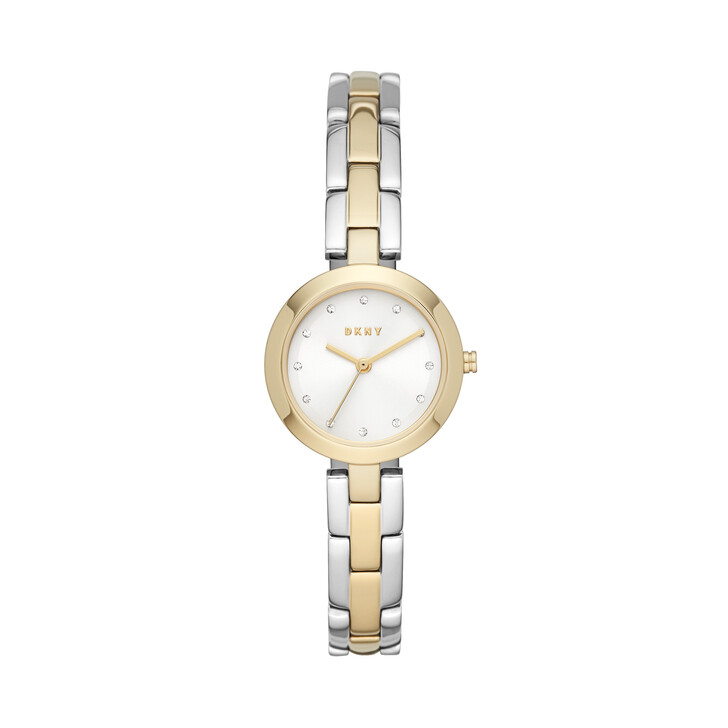 Uhr, DKNY, City Link Watch Silver/Gold