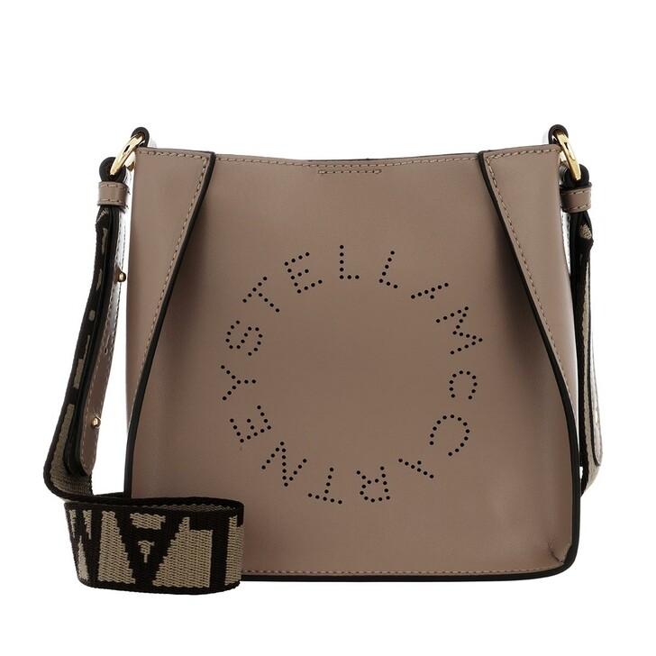 bags, Stella McCartney, Eco Soft Small Hobo Bag Nappa Moss