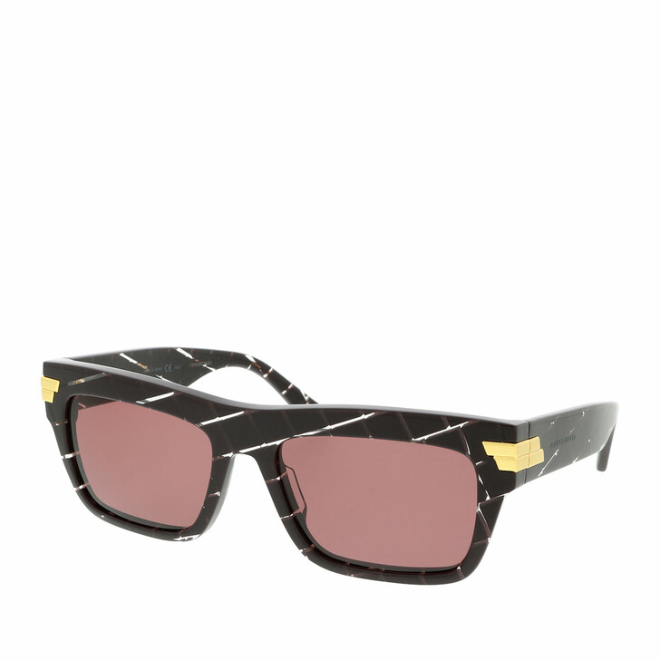 sunglasses, Bottega Veneta, BV1058S-003 56 Sunglass UNISEX ACETATE Burgundy