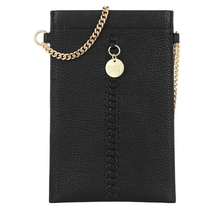 Handtasche, See By Chloé, Tilda Phone Strap Bag Black
