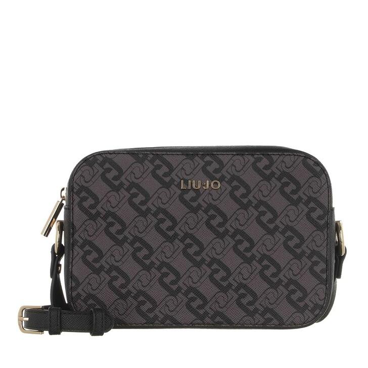 Handtasche, LIU JO, Crossover Bag Khaki brown