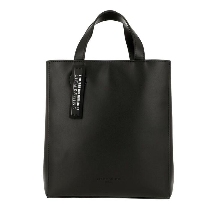 Handtasche, Liebeskind Berlin, Small Tote Black