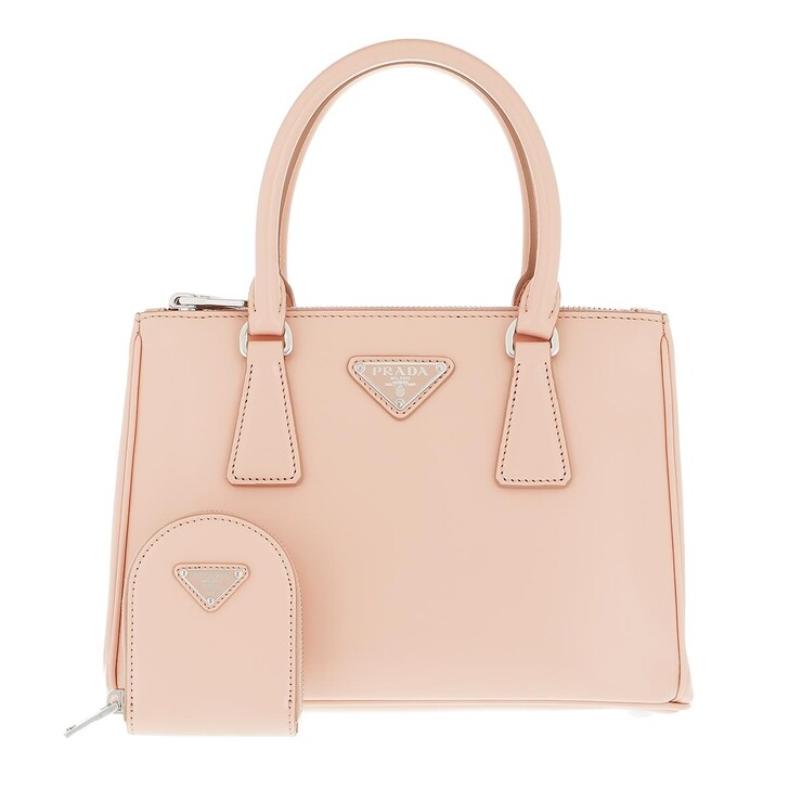 bags, Prada, Galleria Shopping Bag Leather Orchid Pink