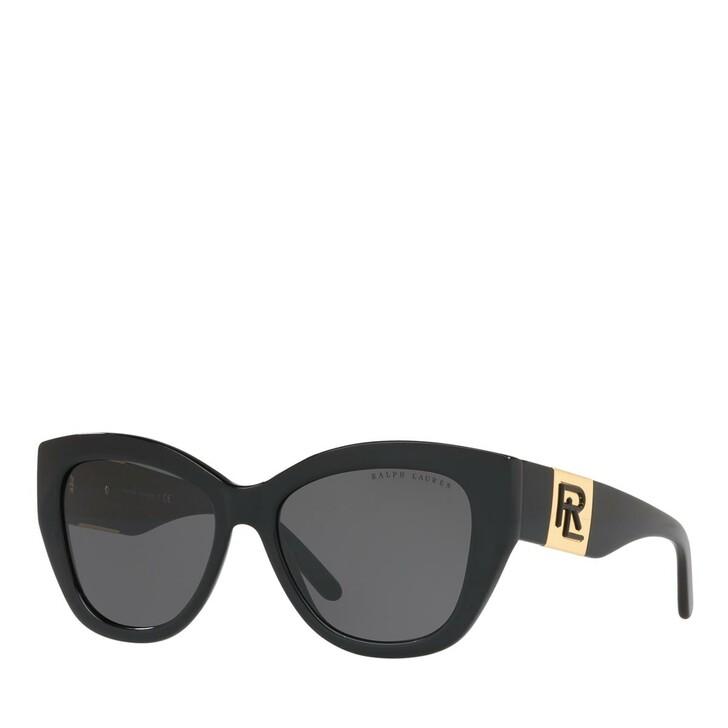 sunglasses, Ralph Lauren, 0RL8175 Shiny Black