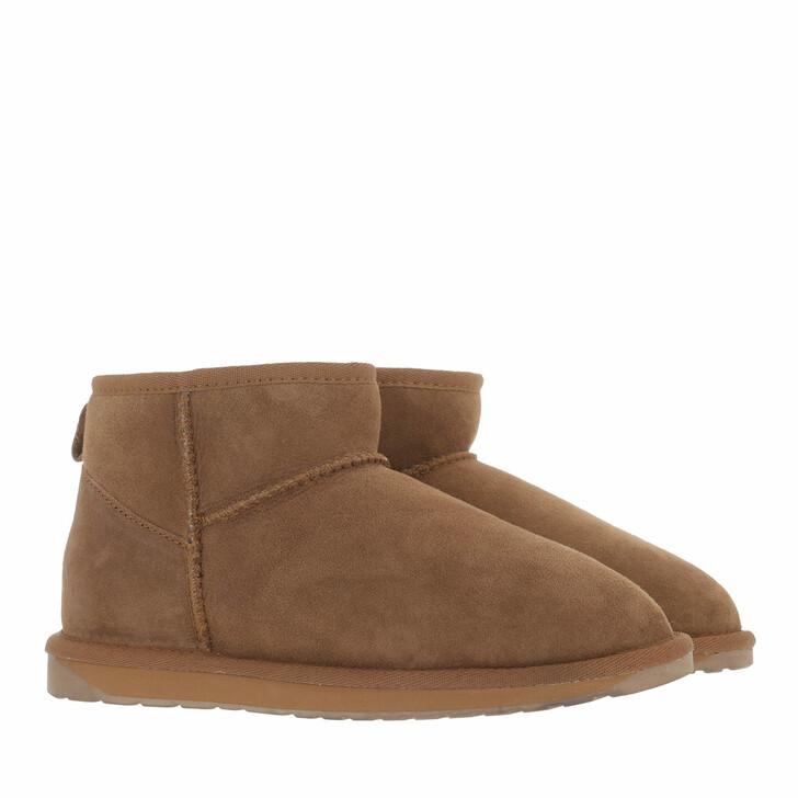 shoes, EMU Australia, Stinger Micro Boot Sheepskin Chestnut