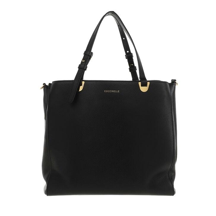 Handtasche, Coccinelle, Lea Tote Bag Noir