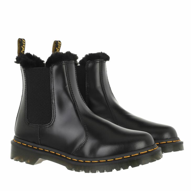 shoes, Dr. Martens, 2976 Leonore Dark Grey Atlas Dark Grey Atlas