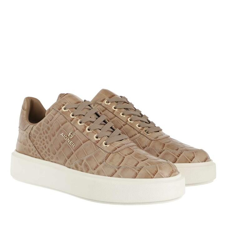 Schuh, AIGNER, Sally Sneaker Cashmere