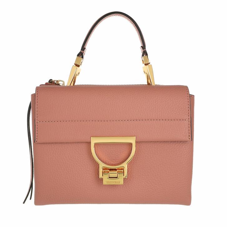 bags, Coccinelle, Arlettis Tote Bag Litchi