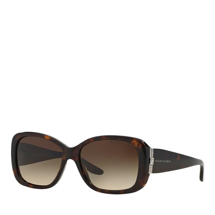 sunglasses, Ralph Lauren, 0RL8127B Shiny Dark Havana