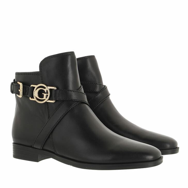 shoes, Guess, Floriza Footwear Dress Bootie Black
