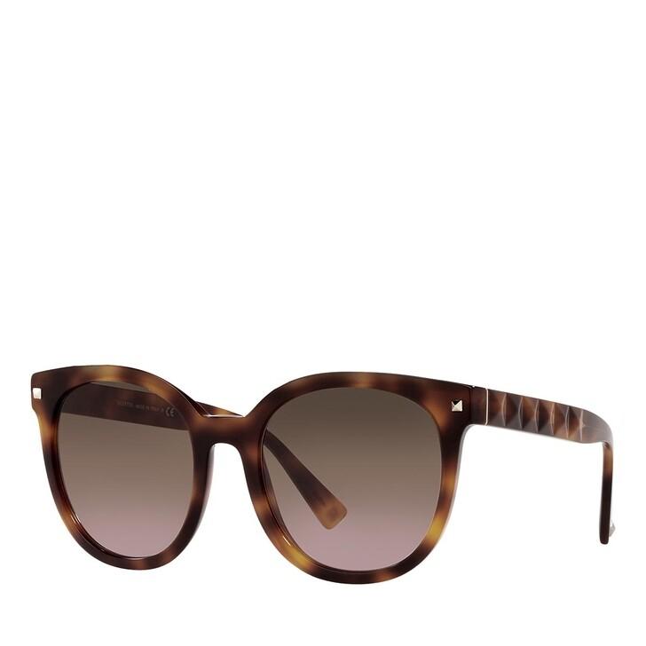 Sonnenbrille, Valentino, 0VA4083 HAVANA