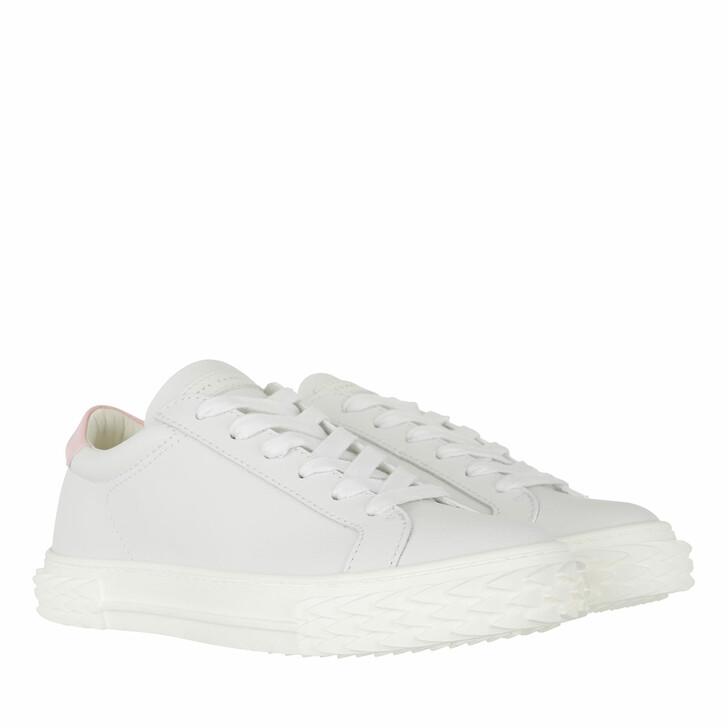 Schuh, Giuseppe Zanotti, Moxie Sneaker White