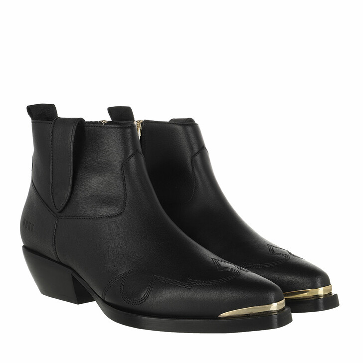 Schuh, Nubikk, Holly Santos Boots Leather Black