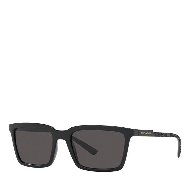 Sonnenbrille, Dolce&Gabbana, 0DG6151 BLACK