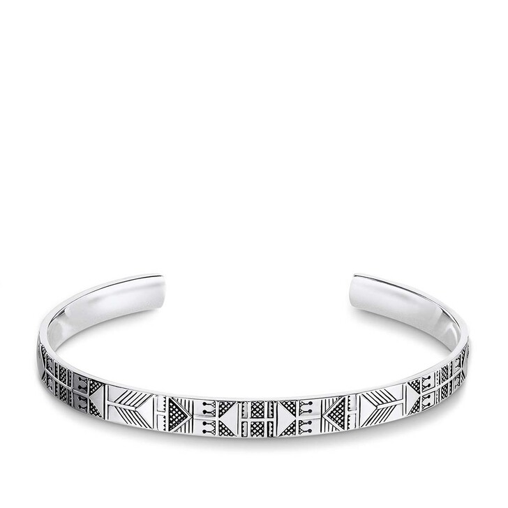 Armreif, Thomas Sabo, Bangle Ethno Silver
