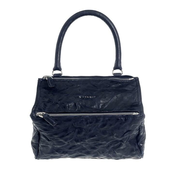Handtasche, Givenchy, Pandora Small Handle Bag Navy