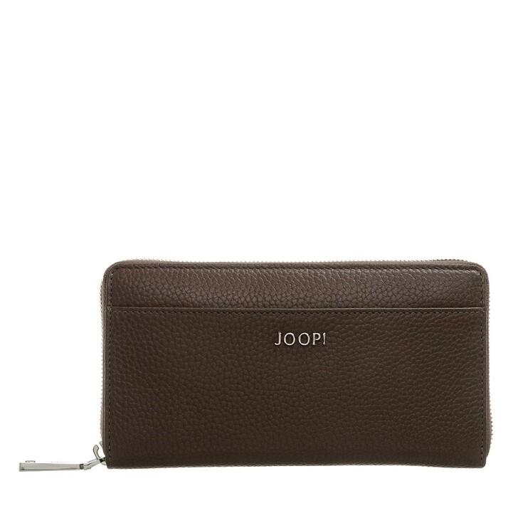 Geldbörse, JOOP!, Felicita Melete Wallet Mud