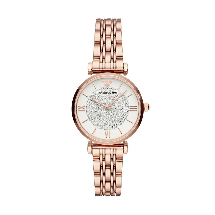 Uhr, Emporio Armani, AR11244 Dress Watch Roségold