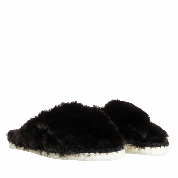 shoes, Espadrij l'originale, Espadrille Slipper Noir