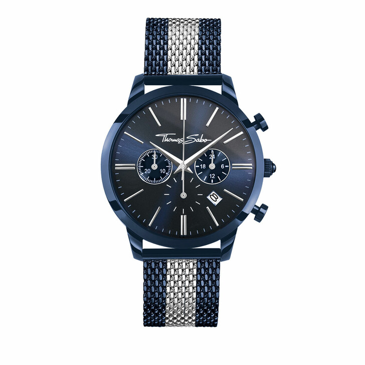 watches, Thomas Sabo, Men's Watch Blue