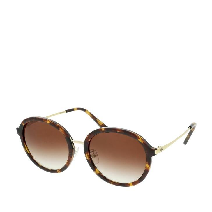 Sonnenbrille, Tory Burch, Woman Sunglasses Metal Dk Tortoise