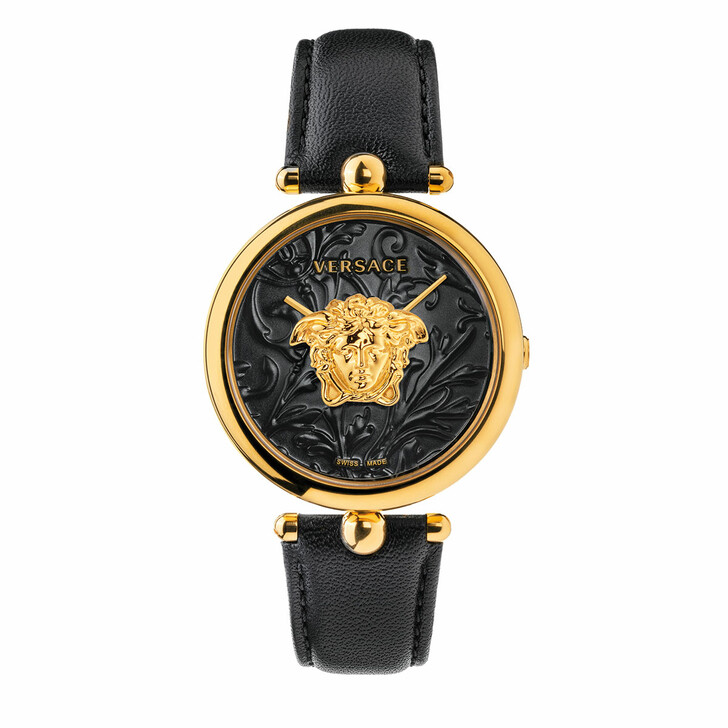 Uhr, Versace, PALAZZO EMPIRE Watch 39 mm Black