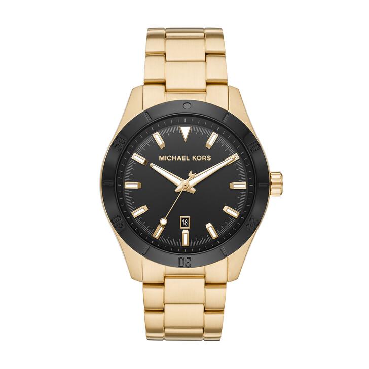watches, Michael Kors, Layton Watch Gold
