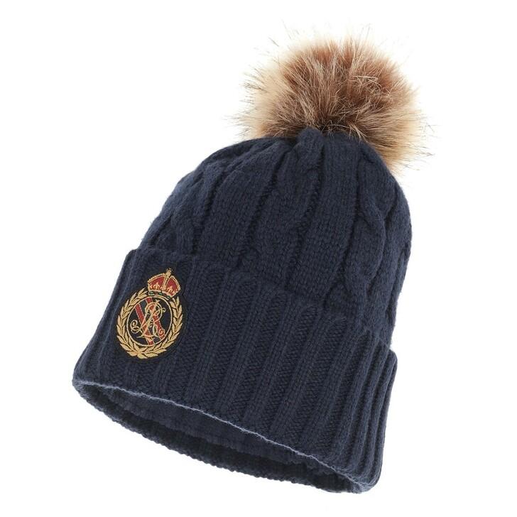hats, Ralph Lauren, Beanie Hat Navy