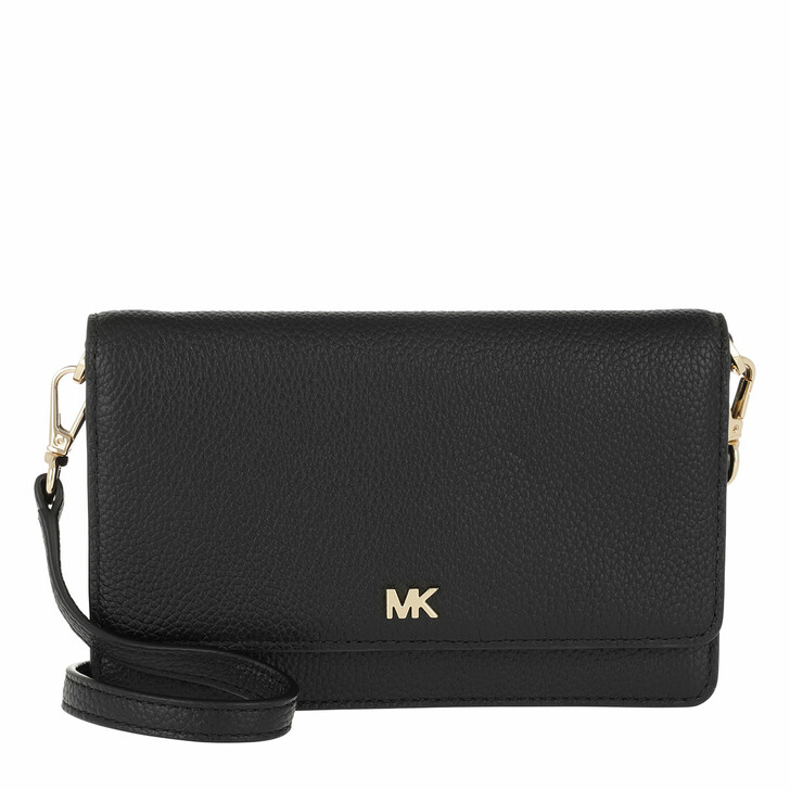 Handtasche, MICHAEL Michael Kors, Phone Crossbody Black