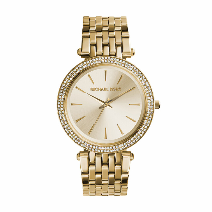 Uhr, Michael Kors, MK3191 Darci Watch Gold-Tone