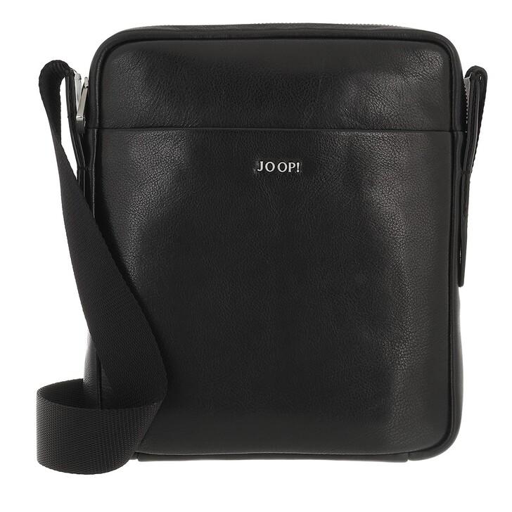 bags, JOOP!, Novara Remus Shoulderbag Xsvz Black