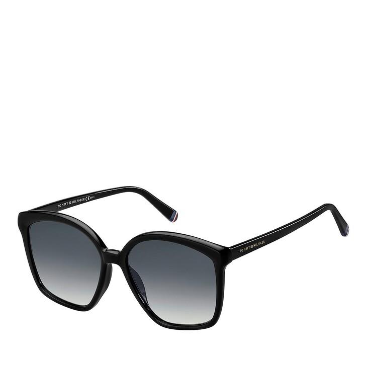 Sonnenbrille, Tommy Hilfiger, TH 1669/S BLACK