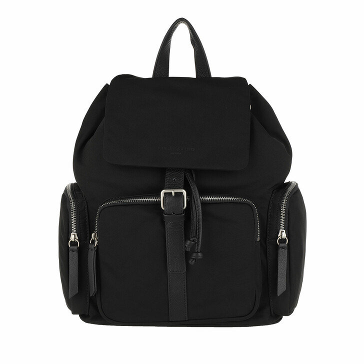Reisetasche, Liebeskind Berlin, Backpack L Oak 2 Black