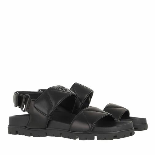 prada -  Sandalen & Sandaletten - Sandals - in schwarz - für Damen