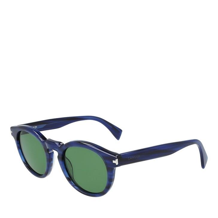 sunglasses, Lanvin, LNV610S STRIPED BLUE