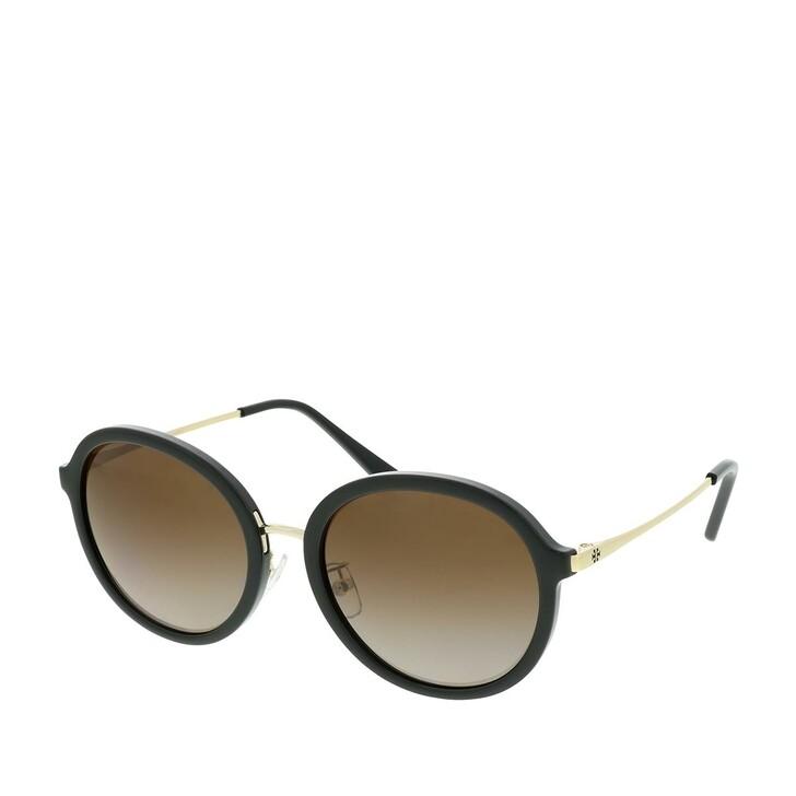 Sonnenbrille, Tory Burch, Woman Sunglasses Metal Black
